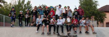 Skatepark žije! a Den zdraví v Újezdě nad Lesy
